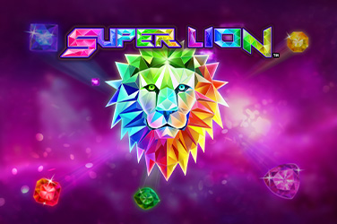 Play Super Lion  Slots on HippoZino