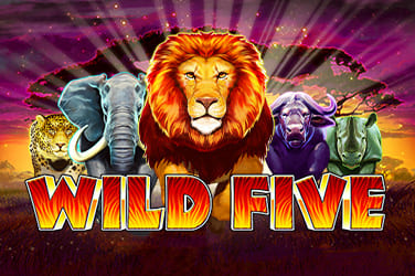 Play Wild Five Slots on HippoZino