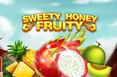 Play Sweety Honey Fruity  Slots on HippoZino