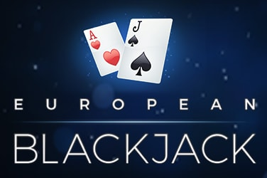 Play European Blackjack Casino on MaxiPlay Casino