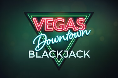 Play Vegas Downtown Blackjack Casino on HippoZino