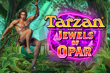 Play Tarzan® and the Jewels of Opar ™ Slots on HippoZino