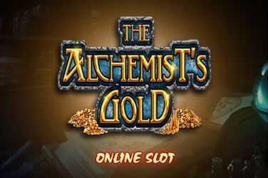 Play The Alchemist's Gold Slots on HippoZino