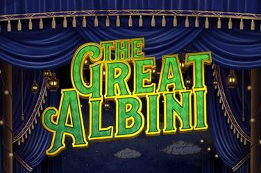 Play The Great Albini Slots on HippoZino