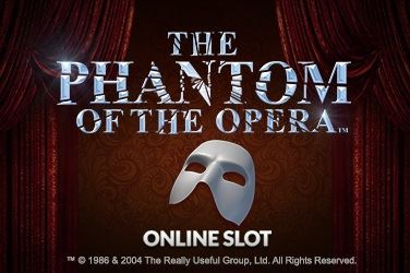 Play The Phantom of the Opera Slots on HippoZino