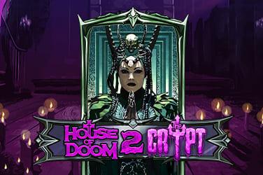 Play House of Doom 2 The Crypt Slots on HippoZino Casino