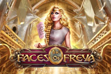 Play The Faces of Freya Slots on HippoZino