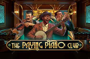Play The Paying Piano Club Slots on HippoZino