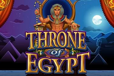 Play Throne of Egypt Slots on HippoZino
