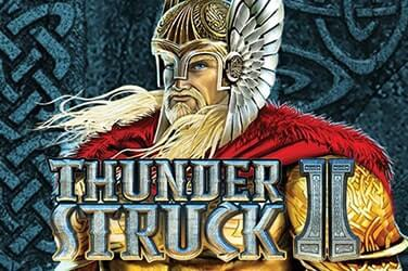 Play Thunderstruck II Slots on HippoZino