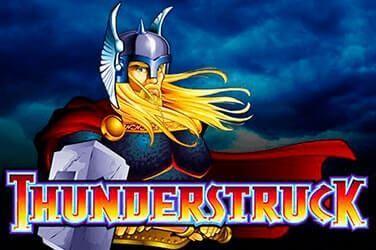 Play Thunderstruck Slots on HippoZino