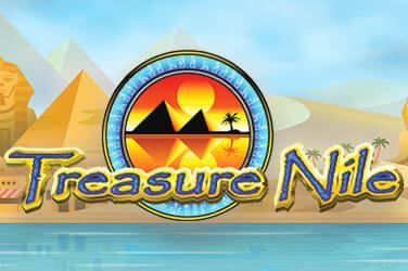 Play Treasure Nile Jackpots on HippoZino