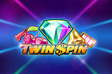 Play Twin Spin Slots on HippoZino