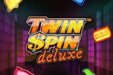 Play Twin Spin Deluxe™ Slots on HippoZino