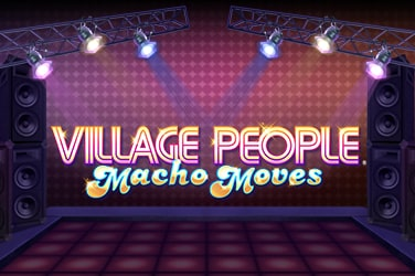 Play Village People Macho Moves Slots on HippoZino