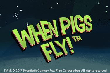 Play When Pigs Fly Slots on HippoZino