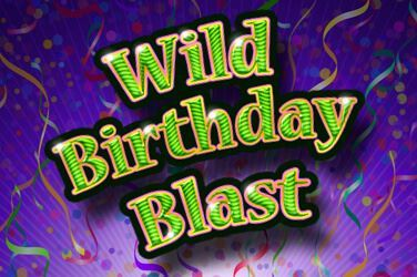 Play Wild Birthday Blast Slots on HippoZino