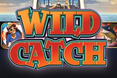 Play Wild Catch Slots on HippoZino