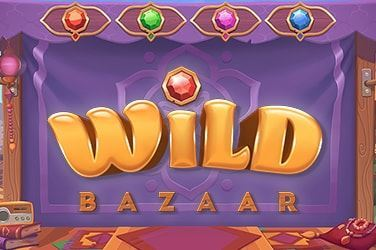 Play Wild Bazaar Slots on HippoZino