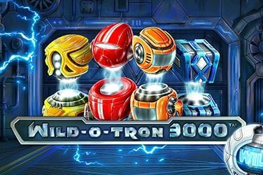 Play WILD-O-TRON 3000 Slots on HippoZino