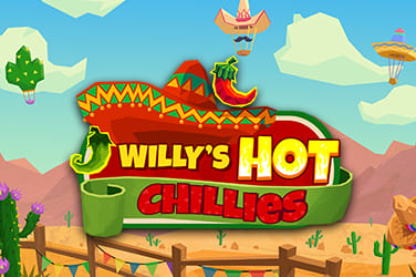 Play Willy's Hot Chillies  Slots on HippoZino