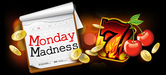 Claim Your Freespins Monday Madness Promotion at Hippozino