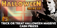 Trick or Treat Halloween Cash Prize Draw