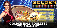 EXTREME GOLDEN BALL ROULETTE TOURNAMENT