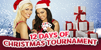 EXTREME 12 DAYS OF CHRISTMAS TOURNAMENT