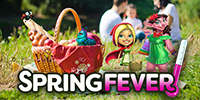 Spring Fever Bonuses at Lottery Games!