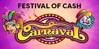 FESTIVAL OF CASH