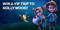 Hollywood trip like a VIP!