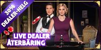 Live Dealer Cashback