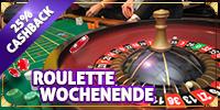 Roulette Cashback