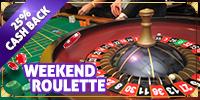 Roulette Promo