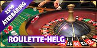 roulettebordet Cashback