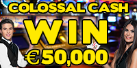 LuckyAceCasino PROUDLY PRESENTS – COLOSSAL CASH