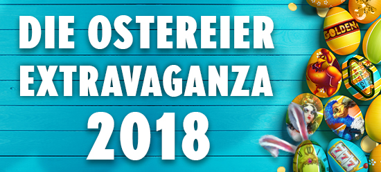 MrSuperPlay OSTEREIER EXTRAVAGANZA 2018