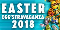 LuckyAceCasino EASTER EGG'STRAVAGANZA 2018